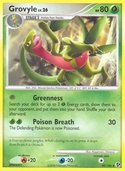 Grovyle from Great Encounters