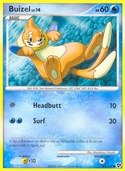Buizel from Great Encounters