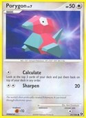 Porygon from Great Encounters