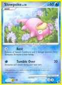 Slowpoke from Great Encounters