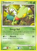 Treecko from Great Encounters