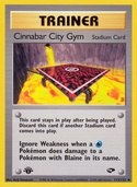 Cinnabar City Gym from Gym Challenge