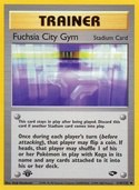 Fuchsia City Gym from Gym Challenge