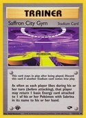 Saffron City Gym from Gym Challenge