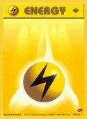 Lightning Energy from Gym Challenge