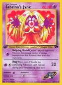 Sabrina's Jynx from Gym Challenge