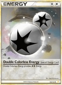 Double Colorless Energy from HeartGold - SoulSilver