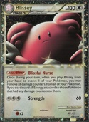 Blissey from HeartGold - SoulSilver