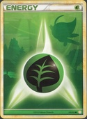 Grass Energy from HeartGold - SoulSilver