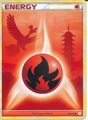 Fire Energy from HeartGold - SoulSilver