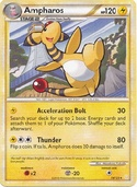 Ampharos from HeartGold - SoulSilver