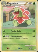 Meganium from HeartGold - SoulSilver