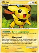 Pichu from HeartGold - SoulSilver
