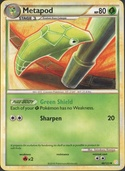 Metapod from HeartGold - SoulSilver