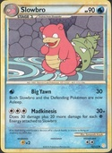 Slowbro from HeartGold - SoulSilver