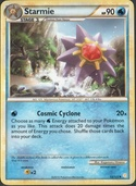 Starmie from HeartGold - SoulSilver