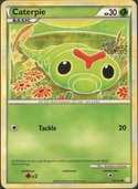 Caterpie from HeartGold - SoulSilver