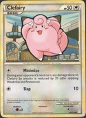 Clefairy from HeartGold - SoulSilver
