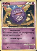 Koffing from HeartGold - SoulSilver