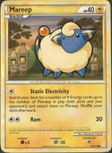 Mareep from HeartGold - SoulSilver