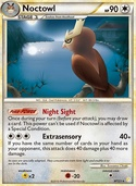 Noctowl from HeartGold - SoulSilver
