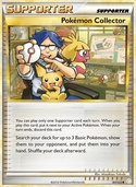 Pokémon Collector from HeartGold - SoulSilver