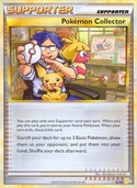 Pokémon Collector from HGSS Trainer Kit
