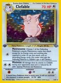 Clefable from Jungle