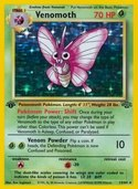 Venomoth from Jungle