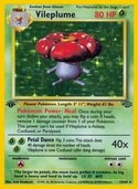 Vileplume from Jungle