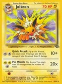 Jolteon from Jungle