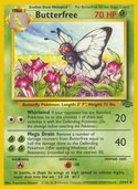 Butterfree from Jungle