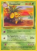 Exeggutor from Jungle