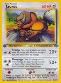 Tauros from Jungle