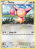 Skitty from Kalos Starter