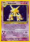 Alakazam from Legendary Collection