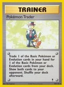 Pokémon Trader from Legendary Collection