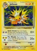 Jolteon from Legendary Collection