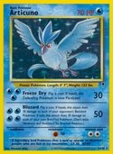 Articuno from Legendary Collection