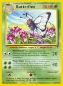 Butterfree from Legendary Collection