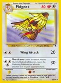 Pidgeot from Legendary Collection