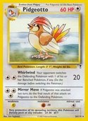 Pidgeotto from Legendary Collection