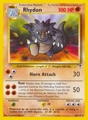 Rhydon from Legendary Collection
