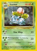 Ivysaur from Legendary Collection