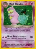 Dark Slowbro from Legendary Collection