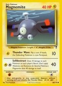 Magnemite from Legendary Collection