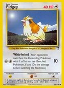 Pidgey from Legendary Collection
