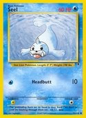 Seel from Legendary Collection