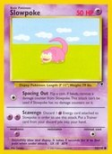 Slowpoke from Legendary Collection