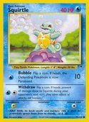 Squirtle from Legendary Collection
